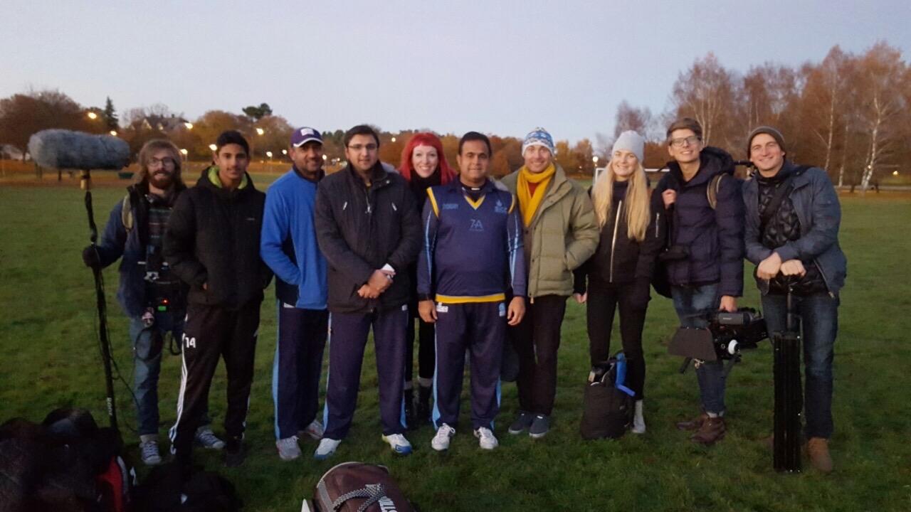 SICC with SVT crew
